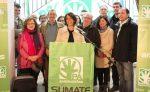 Los andalucistas eligen a Lola Aquino como candidata a la Alcaldía de Alcalá de Guadaíra