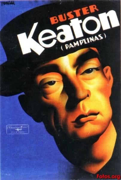 Pamplinas no fue una palabra afortunada para un genio como Buster Keaton.
