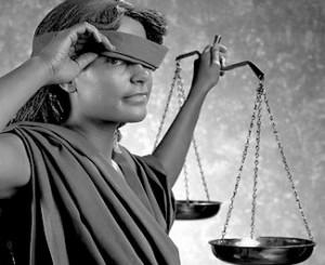 Justicia de verdad es justicia ciega por Jueces, no por policías ni por ciudadanos individuales.