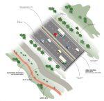 El Ayuntamiento de Alcalá demanda la reanudación del desdoble de la carretera A-392