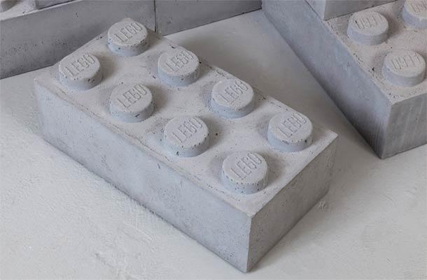 El único cemento que queremos que conozcan nuestros niños en el cole.