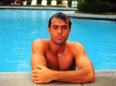 """Enrique hereda de su padre el gusto por las piscinas, pero no viene a Alcalá porque comprar un abono es toda una """"experiencia religiosa"""""""
